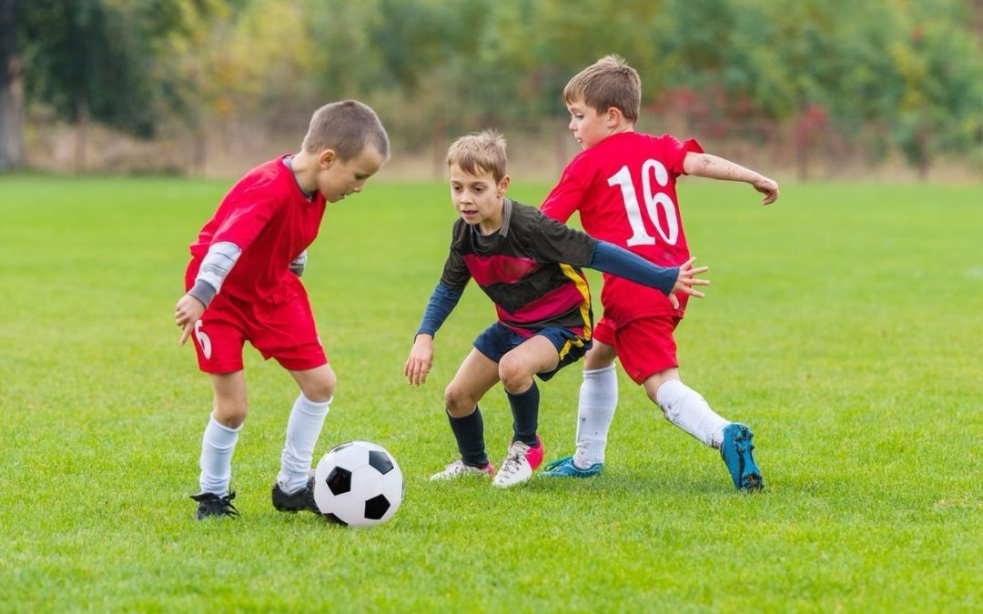 Are Your Kids Playing Spring Sports?